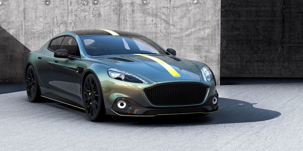 Aston Martin S Electric Sedan Will Be Here In 2019