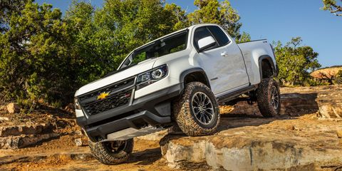 best off road cars and suvs 2017