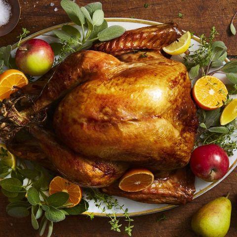 how to reheat turkey   herb roasted turkey
