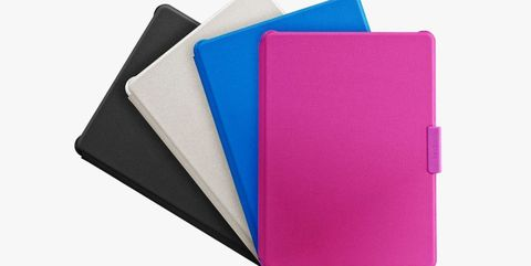Violet, Turquoise, Purple, Leather, Pink, Ipad, Electronic device, Technology, Electric blue, Magenta,
