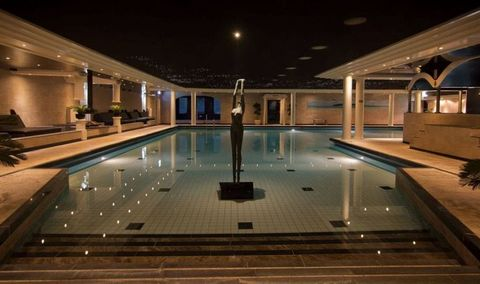 Swimming pool, Building, Property, Leisure centre, Leisure, Lighting, Architecture, Room, Real estate, Interior design,
