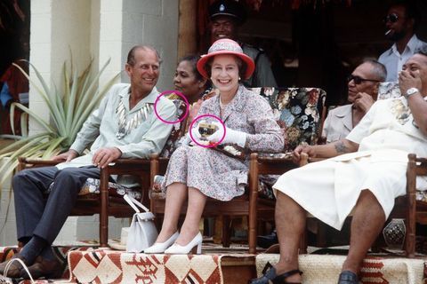 prince phillip and queen elizabeth relationshiop