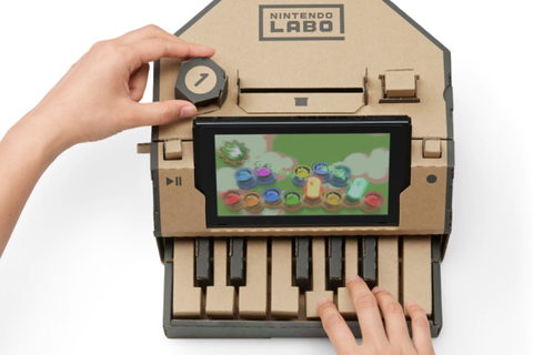 Nintendo Is About To Revolutionise The Video Game World With... Cardboard