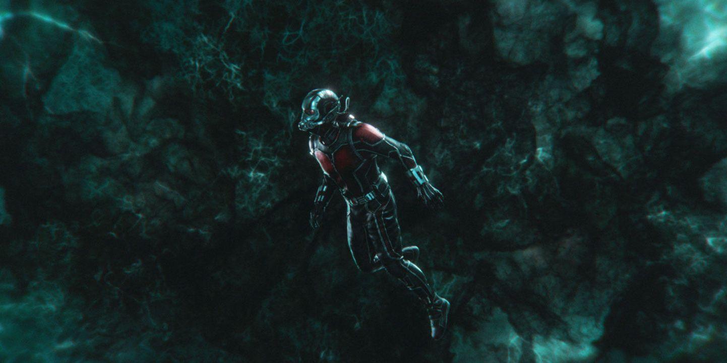 Reino Cuantico en Ant Man