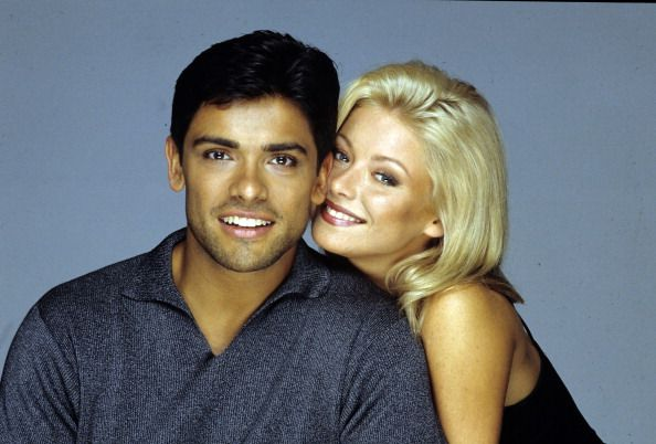 Kelly Ripa's Sweet Tribute to Mark Consuelos Is a Callback to Their All My Children Days