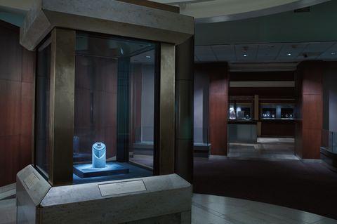 the harry winston gallery《ハリー・ウィンストン・ギャラリー》。
