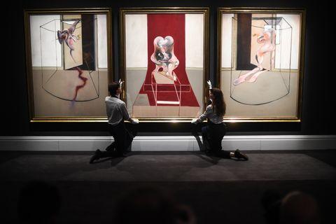 sotheby's reveal multi million pound modern day masterpiece