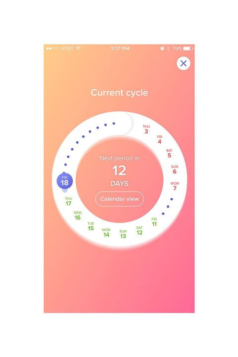 12 Best Period Tracker Apps 2018 Period Calendar Apps To Download Now
