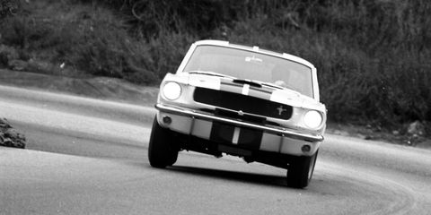 Land vehicle, Vehicle, Car, Coupé, Muscle car, Automotive design, Classic car, First generation ford mustang, Sedan, Hood,