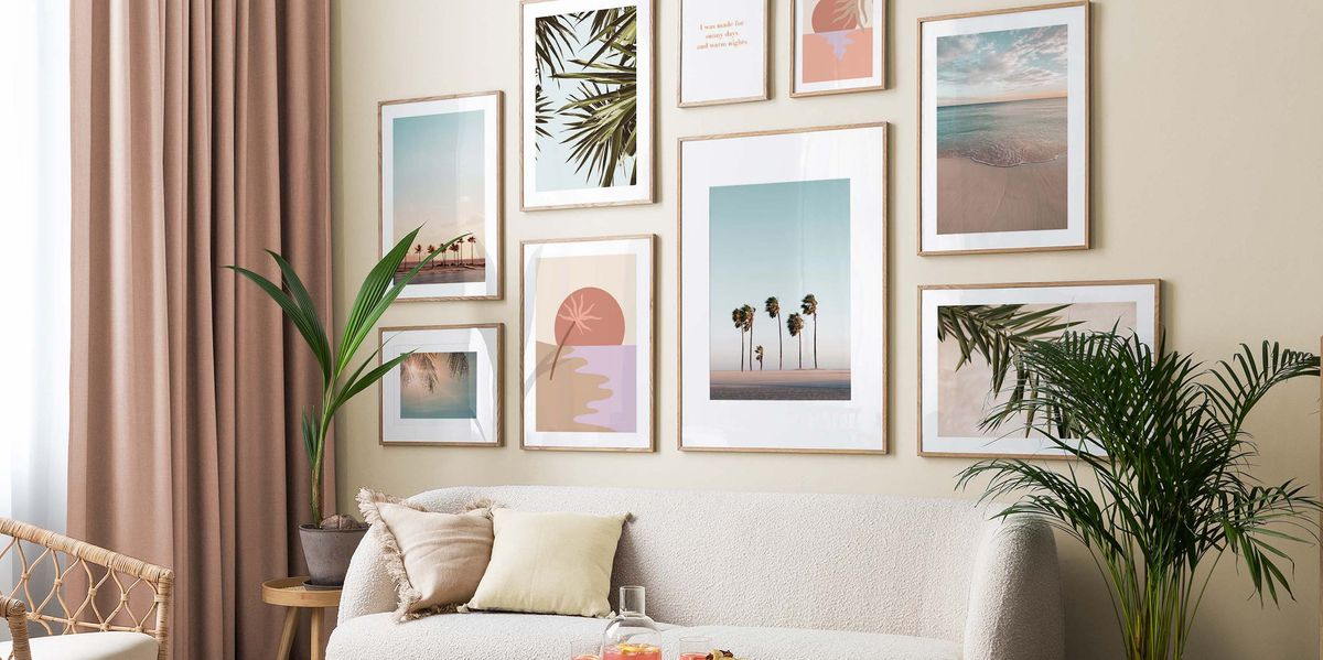 Create A Gallery Wall In 8 Simple Steps Photo Wall