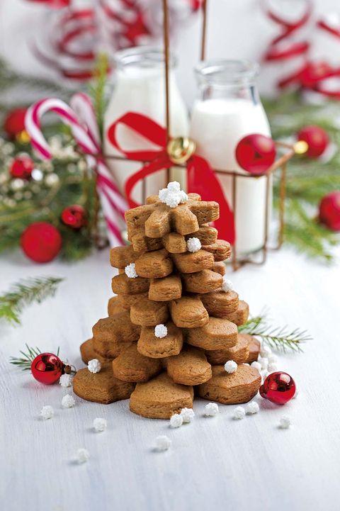 postres de navidad galletas de jengibre