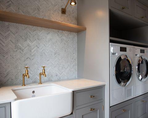 bijoux utility room project by brandt design