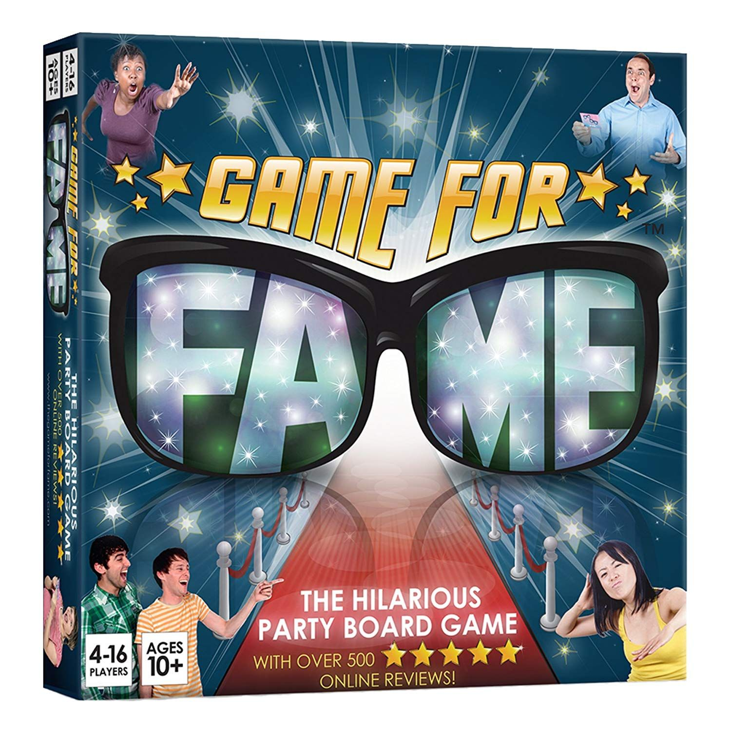 Game For Fame best new board games
