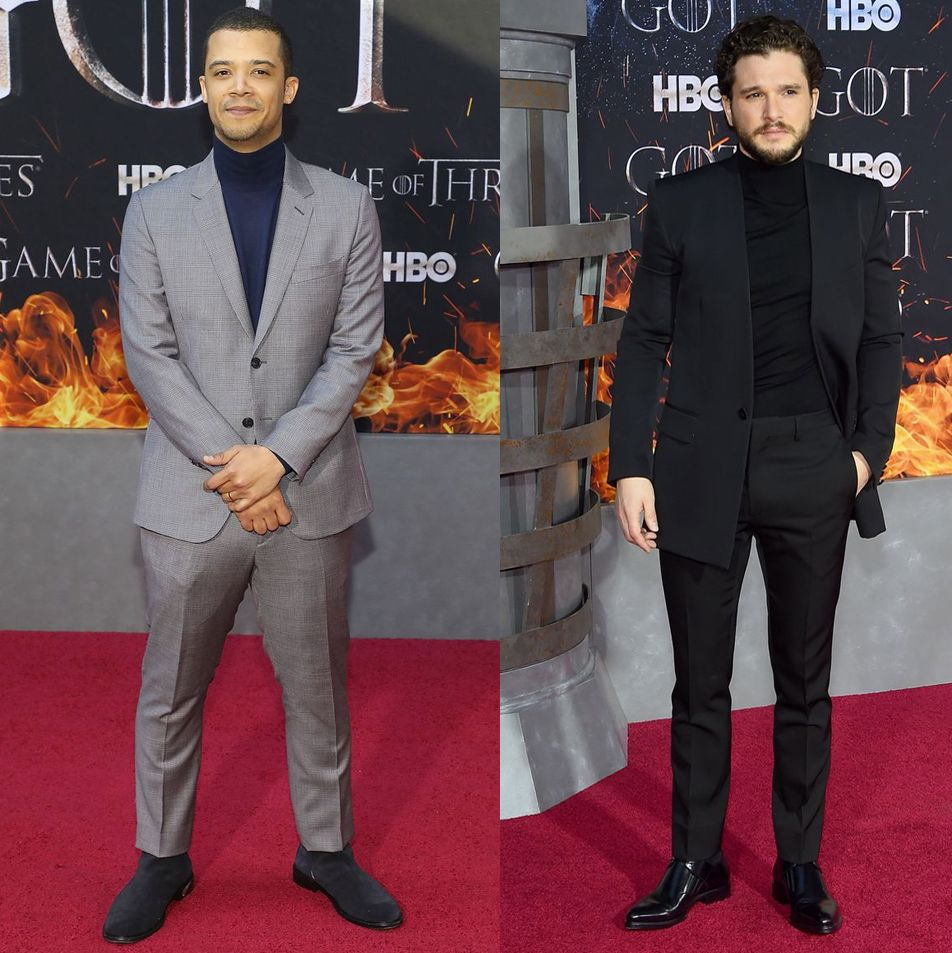 At The 'Game Of Thrones' Premiere, Its Chief Players Dressed Better Than Ever