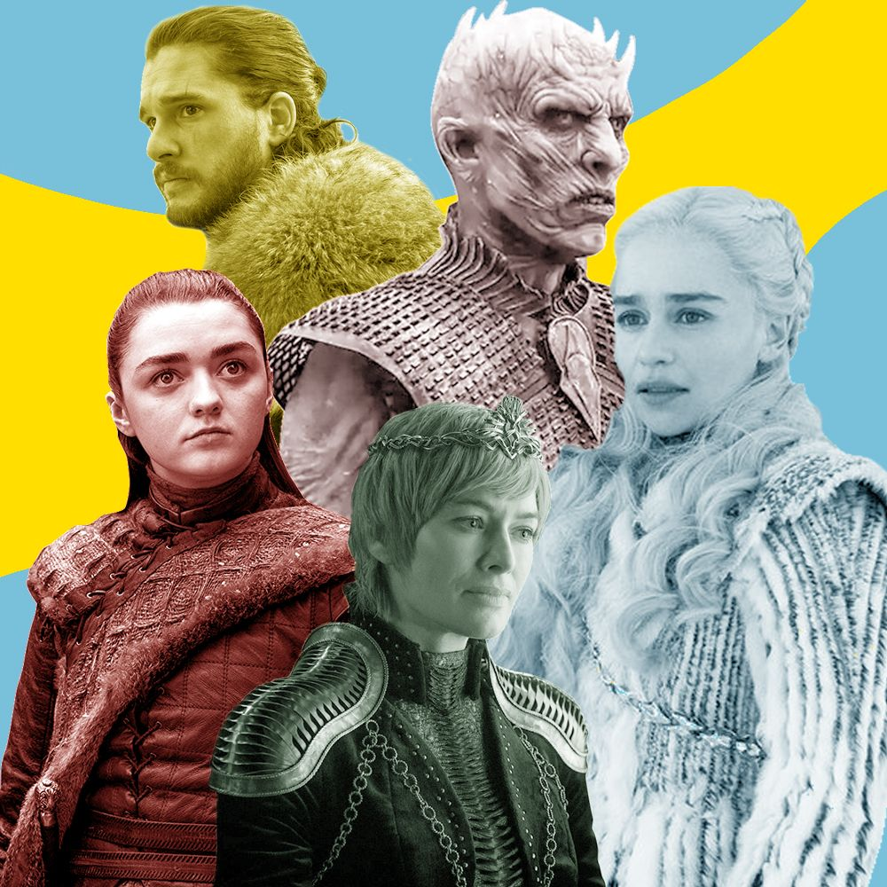 Your Favorite Game of Thrones Characters Inspired These Paint Colors
