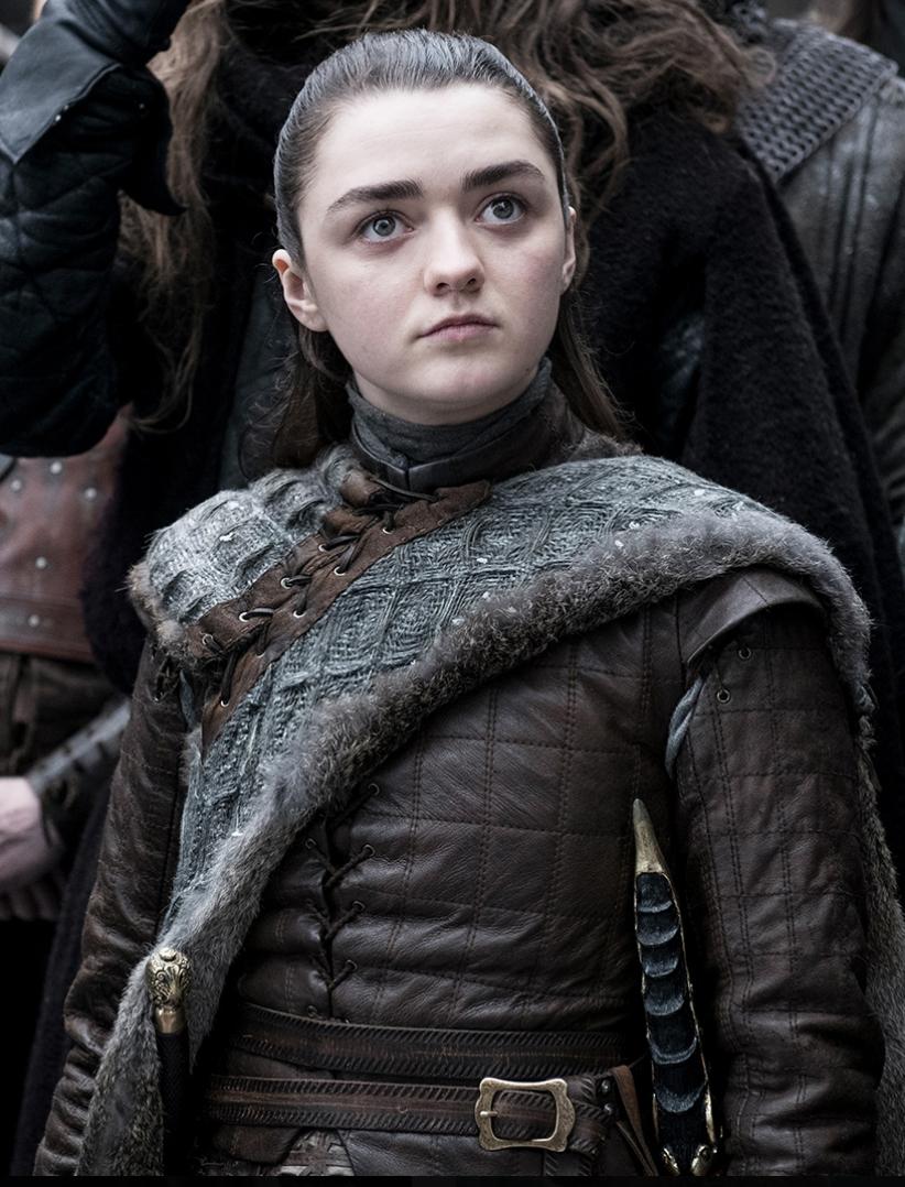 Game of Thrones season 8: Arya Stark (Maisie Williams)
