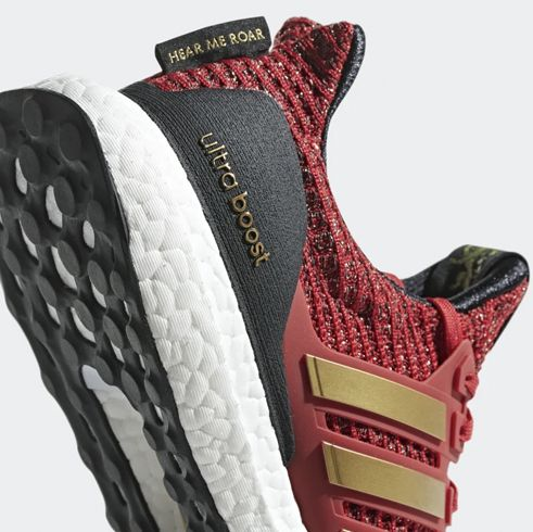 You'll Have To Be Fast To Get The adidas x Game Of Thrones Ultra Boost