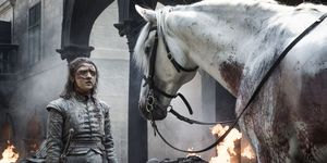 Game of Thrones Horse
