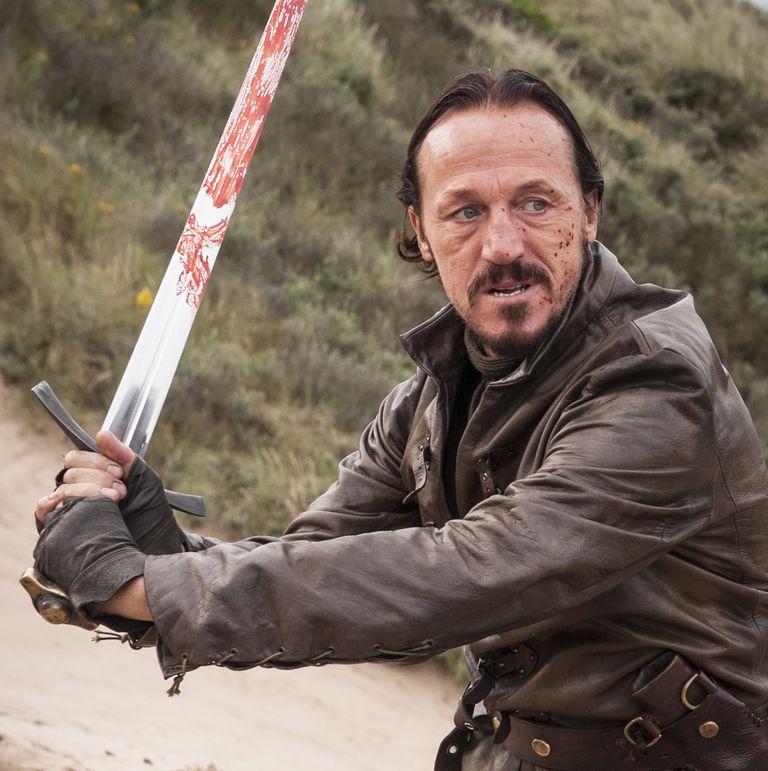 Bronn (Jerome Flynn) in Game of Thrones