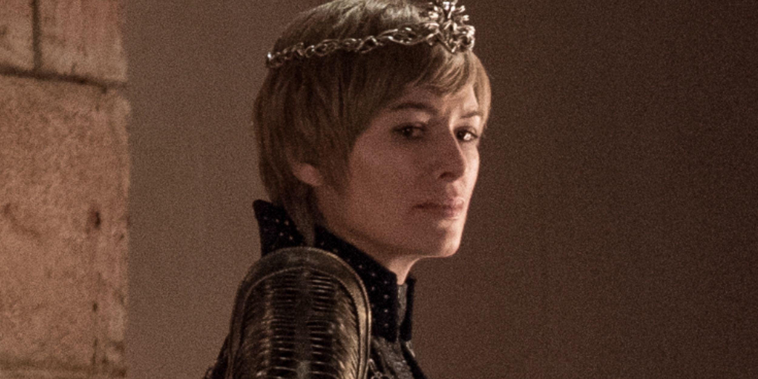 Cersei (Lena Headey) in Game of Thrones season 8