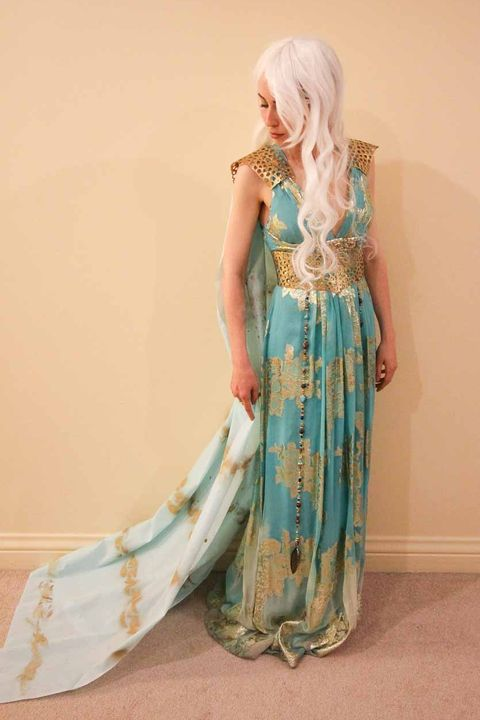 game of thrones costumes daenerys qarth