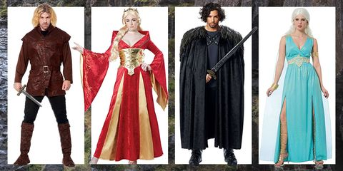 16 best game of thrones costumes for halloween 2018 game of thrones costumes solutioingenieria Gallery