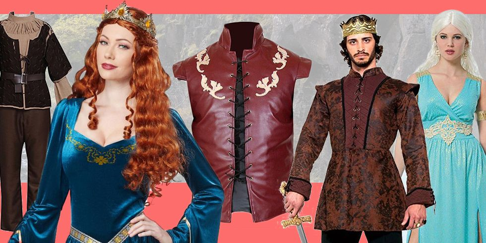 "20 Best ""Game of Thrones"" Costumes for a Superfan's Ultimate Halloween"