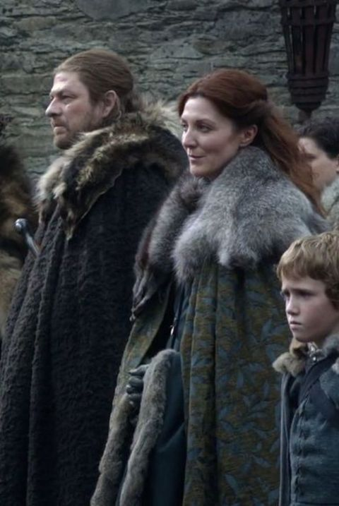game of thrones  couples costumes ned and catelyn