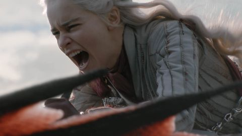 Game of Thrones Foreshadowed Daenerys as Mad Queen Back in