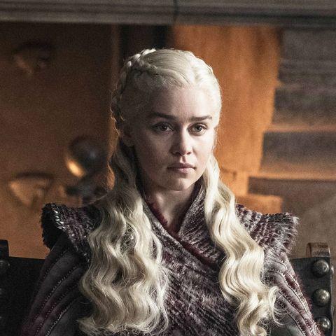 Game of Thrones, Season 8, Emilia Clarke, Daenerys