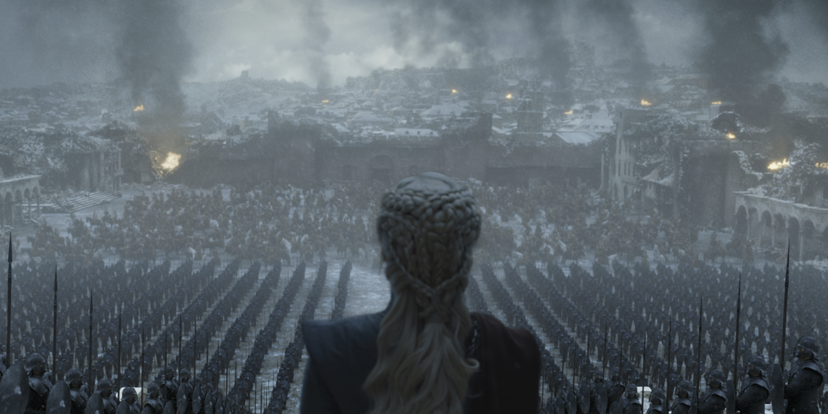 Game Of Thrones Secrecy 'Saw All Cast, Doubles And Stunt People Flown Out For Finale'