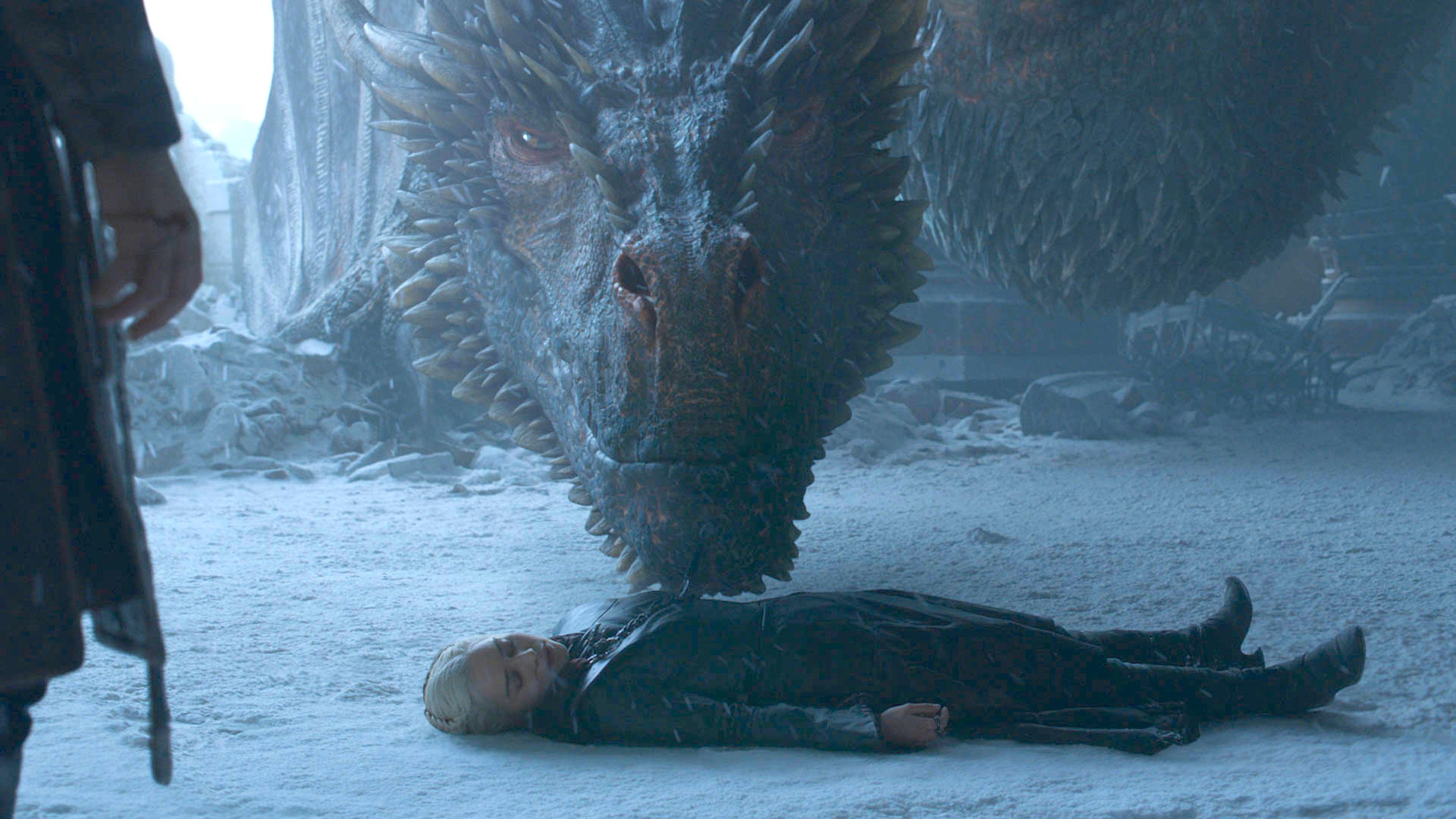 Game of Thrones Daenerys Resurrection Fan Theory - Is Drogon