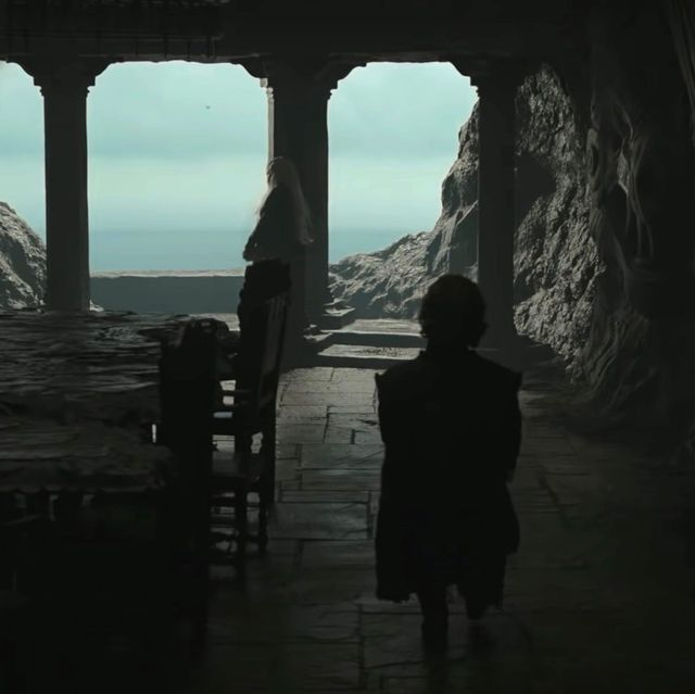 Game of Thrones season 8, episode 5: Tyrion and Daenerys