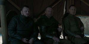 Game of Thrones-finale - waterflesje
