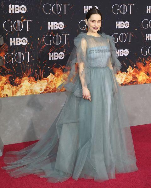 Game of Thrones, Season 8 premiere, Emilia Clarke