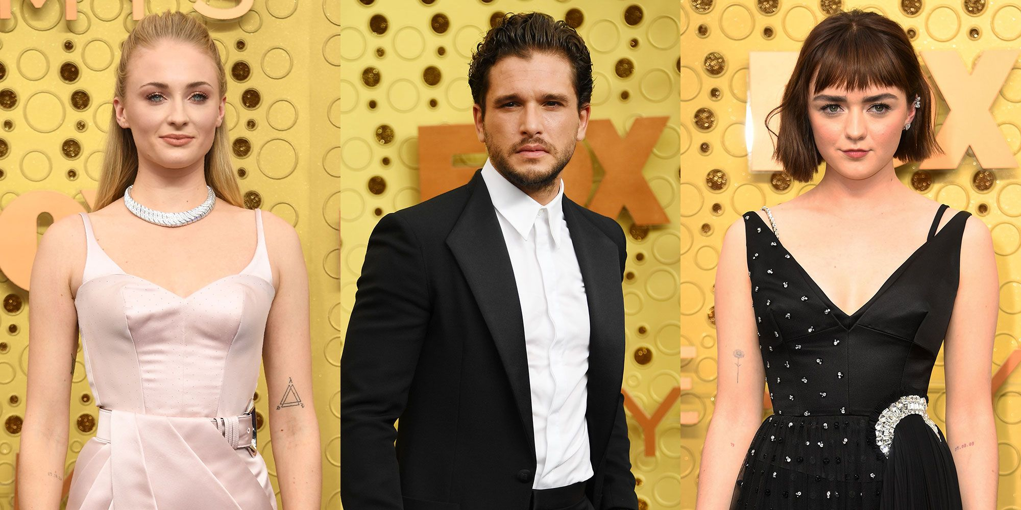 The 'Game of Thrones' Cast Looks Incredible on the 2019 Emmys Red Carpet