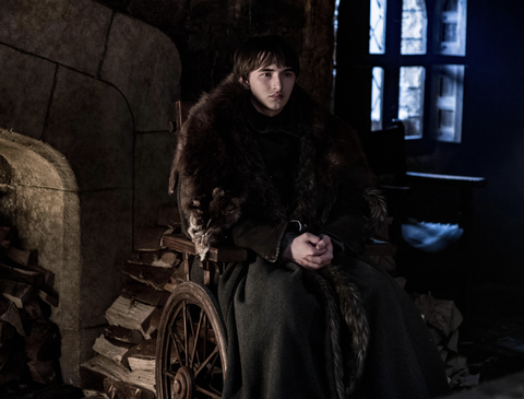 Game of Thrones season 8, episode 2: Bran Stark