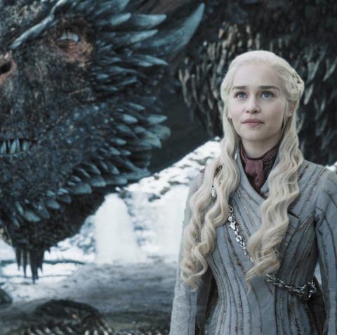 Game of Thrones season 8, episode 4: Daenerys Targaryen and Drogon