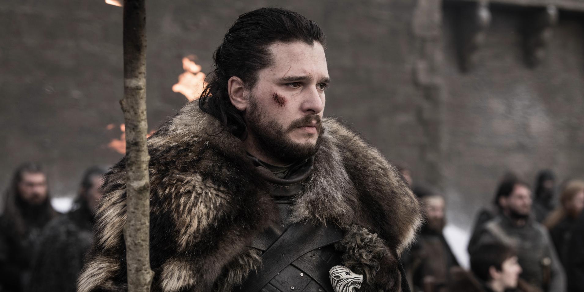Game of Thrones season 8, episode 4: Jon Snow