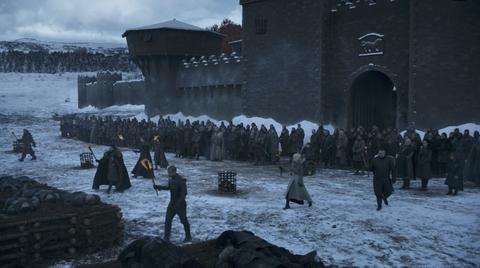 Game of Thrones season 8, episode 4: Winterfell