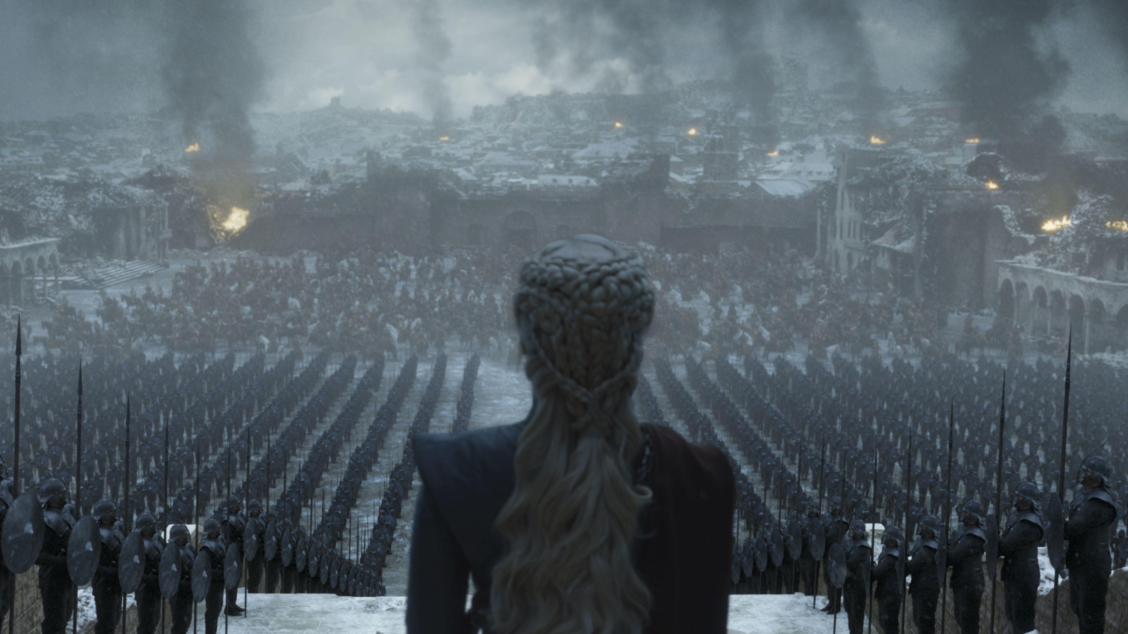 Game of Thrones Finale Daenerys Targaryen