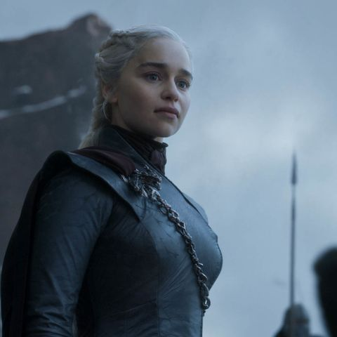 Game of Thrones Finale Daenerys