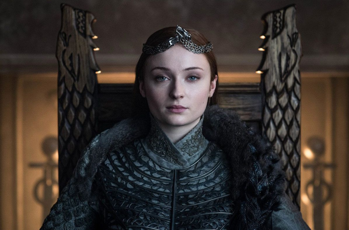 Game of Thrones star Sophie Turner shares her dream ending after season 8 fan backlash