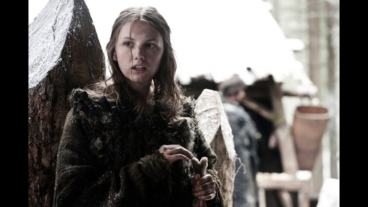 Game Of Thrones' Hannah Murray on why Gilly's sex scene was so important to her