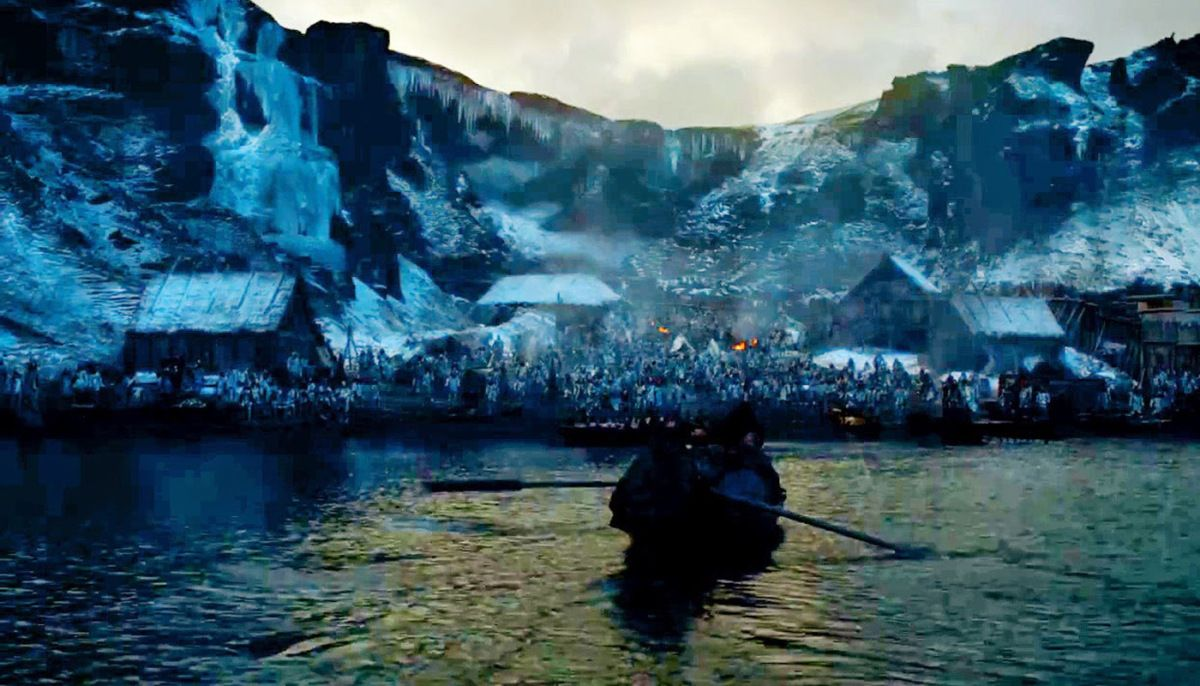 """The Season Five episode """"Hardhome"""" was, according to director Miguel Sapochnik, """"about the notion of failure. That was what we kept coming back to."""""""