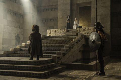 Game of Thrones e le scenografie ispirate alle architetture di Frank Lloyd Wright