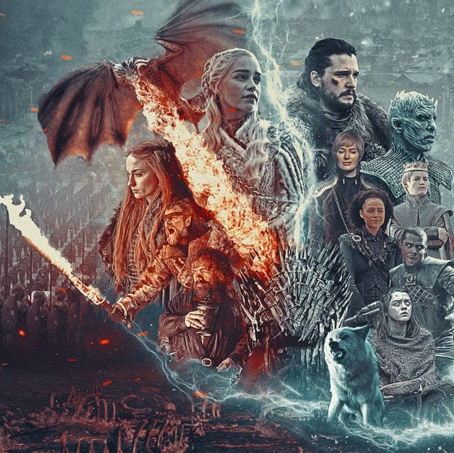 Game Of Thrones An Oral History Of The Best Tv Show Of Our Time