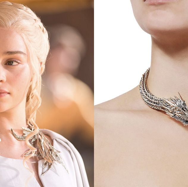 Ernest Jones releases 'Game of Thrones' jewellery and we want/need it all