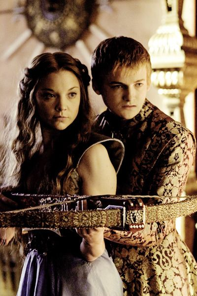 game of thrones couples costumes - joffrey and margery