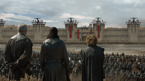 Game of Thrones season 8, episode 5: Ser Davos, Jon Snow and Tyrion Lannister